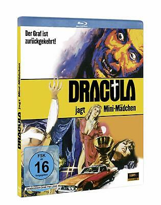 Dracula A.D. 1972 - Christopher Lee, Peter Cushing, Terence NEW BLU-RAY REGION B