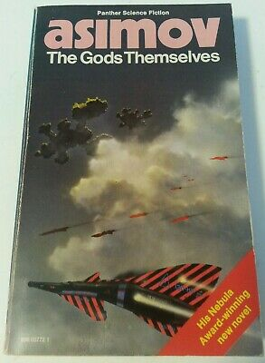 BOOK - Vintage Panther Science Fiction PB Isaac Asimov The Gods Themselves 1973