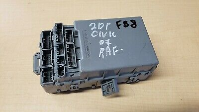 06 Honda Civic Under DASH Fuse Relay Junction # 3418 1LD OEM SNE-A301 XO