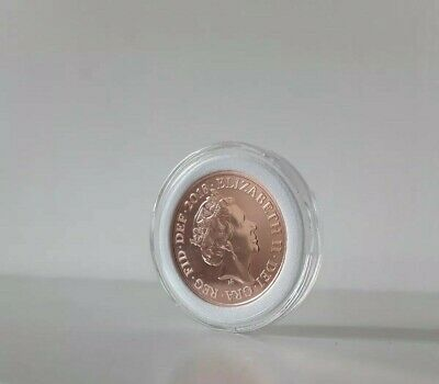 2018 1p Coin One Pence Shield Royal Mint Penny Brilliant Uncirculated #4