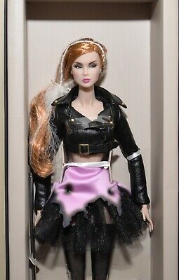 Integrity Toys Nu Face Fashion Royalty Trouble Eden NRFB WClub Exclusive