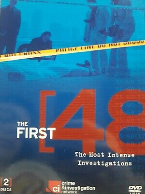 The First 48 - The Most Intense Investigations [DVD] - DVD  6QVG The Cheap Fast