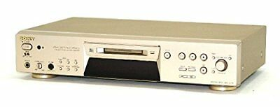SONY MDS-JE 770 gold MD recorder MDLP compatible single component Japan Free