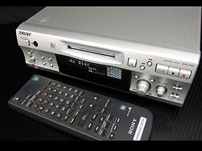 Sony Sony MDS-S39 compact MD recorder PC link Japan