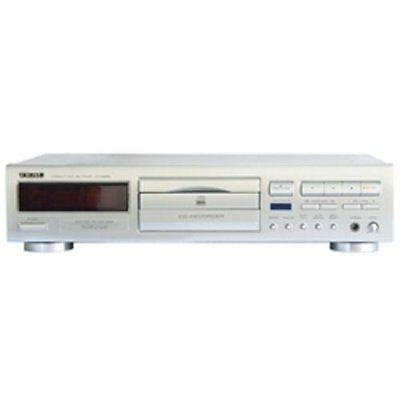 TEAC CD Recorder Silver CD-RW 890-S Japan