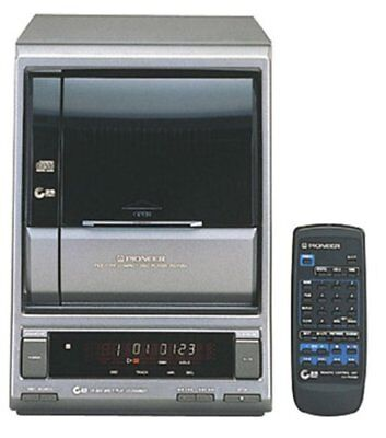 Pioneer CD changer 25 connected PD-F25A Japan