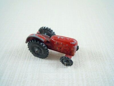 Kemlow Diecast Tractor Red C1958