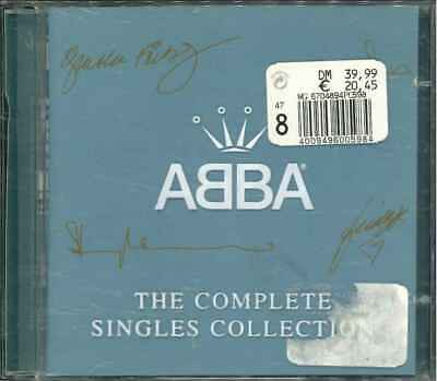 """ABBA """"The Complete Singles Collection"""" Best Of 2CD"""