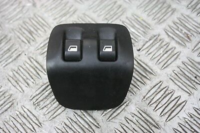 Command button switch electric window lifts rear - Peugeot 206