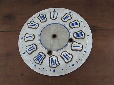 Antique Dial of Pendulum Eye of Ox