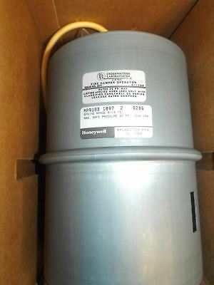 Honeywell Fire Damper And Operator Mp918B 1097 2 9206