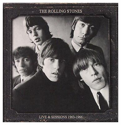 CD The Rolling Stones - Live & Sessions 1963 - 1966