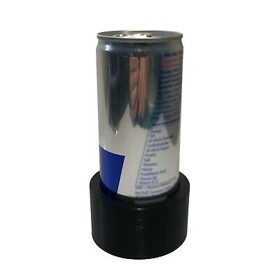 68mm Cup Holder Adapter Holder For 250ml Red Bull Slim Skinny Energy Drink Cans
