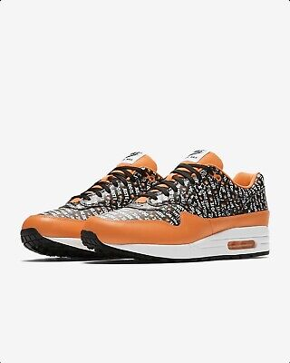 Nike Air Max 1 Premium Men's Shoes Just Do It Trainers-Size Uk 7.5