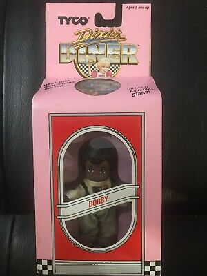 Vintage 1989 TYCO Dixie's Diner Doll Bobby