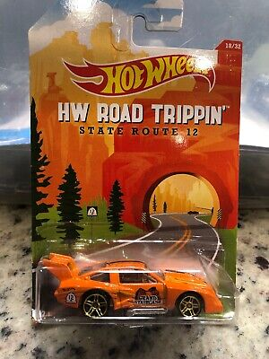 HOT WHEELS HW ROAD TRIPPIN/' STATE ROUTE 12 /'76 CHEVY MONZA