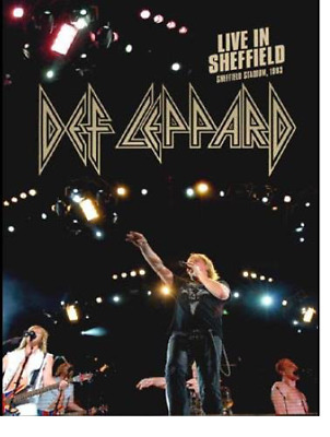 Def Leppard - Hometown - Live In Sheffield (DVD)