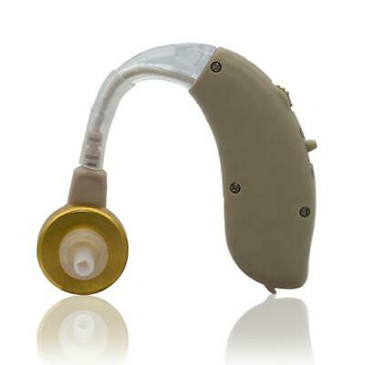 Analog Deafness Hearing Aid Electronic Voice Sound Amplifier Device Assistance