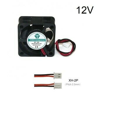 Ventilador 4020 12v Fan 40x40x20mm impresora 3d Arduino Elettronica Brushless