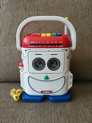 Toy Story Original Mr Mike 1995 Voice Changer Playskool Disney Pixar Rare
