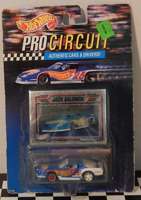 Hot Wheels Nascar Pro-Circuit Jack Baldwin Camaro Z-28 Stock Car
