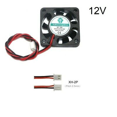 Ventilador 4010 12v Fan 40x40x10mm impresora 3d Arduino Elettronica Brushless