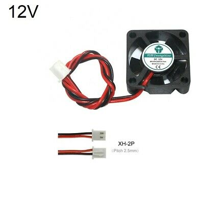 Ventilador 3010 12v Fan 30x30x10mm impresora 3d Arduino Elettronica Brushless