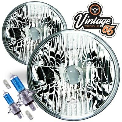 CW lampadine Classic Mini-Halo-H4 Kit Luci Anteriori RE070HC//LLB472