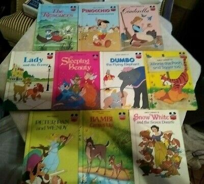 Lot 10 Randoms Disneys World Reading