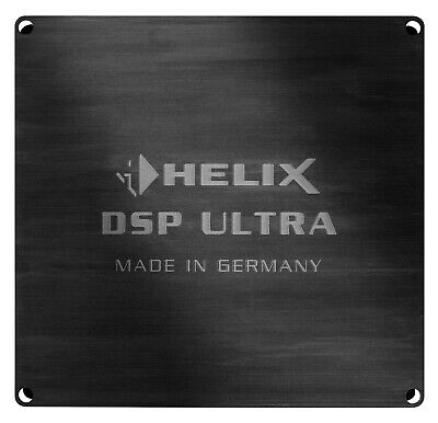 HELIX DSP Ultra by Audiotec Fischer 12 channel DSP Processor