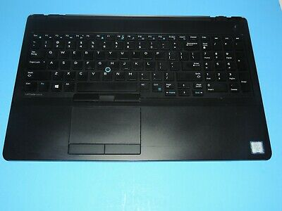 NEW 0MM40T Dell Latitude E5570  15 3510 Palmrest Touchpad+SC Reader A151N6