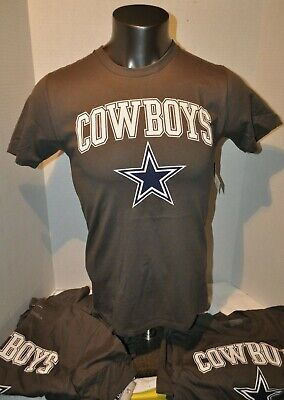 Dallas Cowboys Star Men's Charcoal T-Shirt Size Small New With Tags