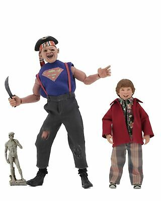 "The Goonies - 8"" Clothed Action Figures - Sloth and Chunk 2-Pack - NECA"