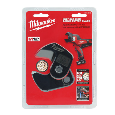 Milwaukee M12™ 600 MCM Cable Cutter Blade 48-44-0410