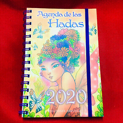AGENDA DE LAS HADAS 2020 .  wicca, ritual, spell, witchcraft, witches, pagan
