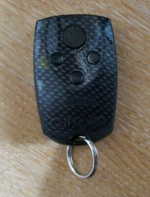 Clifford Alarm Fob 64-376 Early Type 4 Button