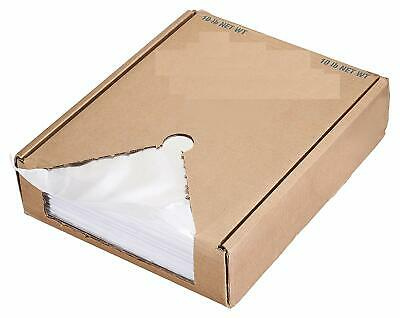 [ 5 PACK ] EcoQuality Deli Paper Sheets Dry Waxed 12x15