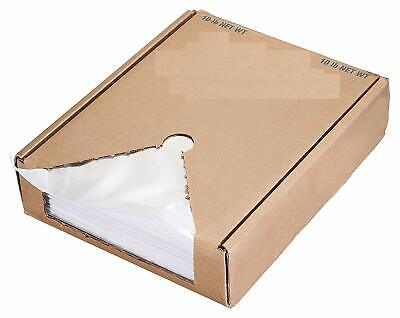 [ 10 PACK ] EcoQuality Deli Paper Sheets Dry Waxed 12x15