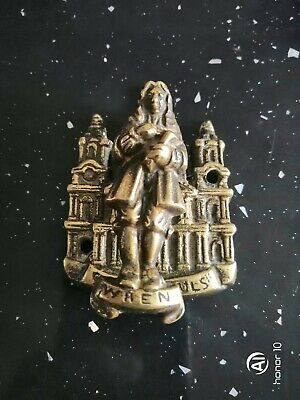 Vintage Brass st paul's cathedral Door Knocker