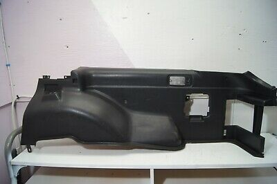 1980 Toyota Celica Liftback GT - Interior Trim Cover Panel Black 64731-14021 OEM
