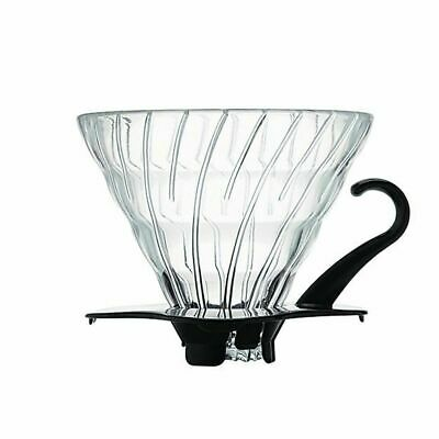 Hario V60 Glass Coffee Dripper (Size 02) Brand New Sealed Box Free Shipping