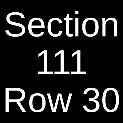 2 Tickets Zac Brown Band 3/5/20 Thompson Boling Arena Knoxville, TN