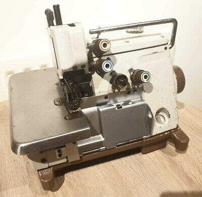Brother 4 Thread  industrial Overlock Sewing Machine Head only