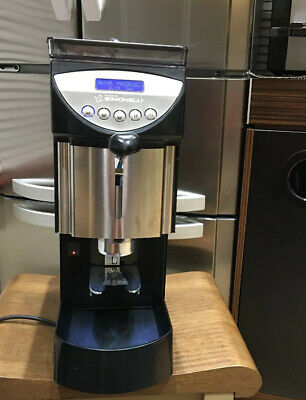 Simonelli Nuova Mythos Commercial Coffee Grinder - includes hopper.