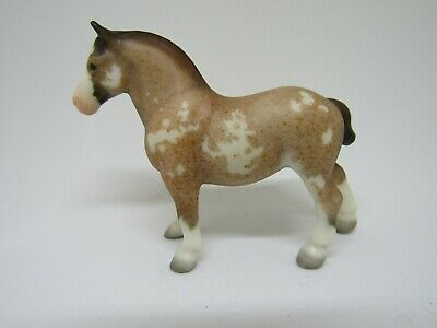 Breyer #410174 Draft horse 2004 JcPenney Parade of Breeds G1 stablemate