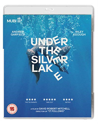 Under The Silver Lake (UK IMPORT) BLU-RAY NEW