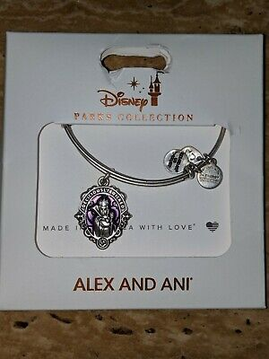 Disney Parks Alex And Ani Villains Evil Queen Silver Bracelet Deliciously Wicked