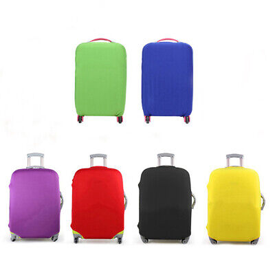 Elastic Luggage Suitcase Bags Cover Loop Closure Anti Scratch Protective Case