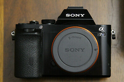 Sony Alpha A7S Mirrorless Full-Frame Digital Camera - comes with Extras
