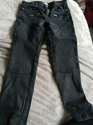 River island girls jeans age 7 8